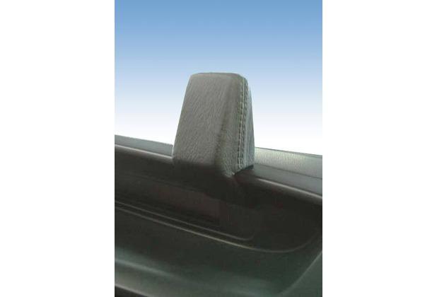 Kuda Navigationskonsole für Navi Mazda 5 ab 10.2010 Echtleder schwarz