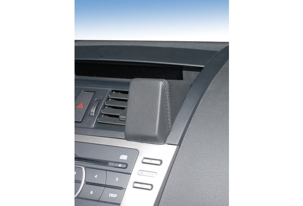 Kuda Navigationskonsole für Navi Mazda 6 ab 02/08 Mobilia / Kunstleder schwarz