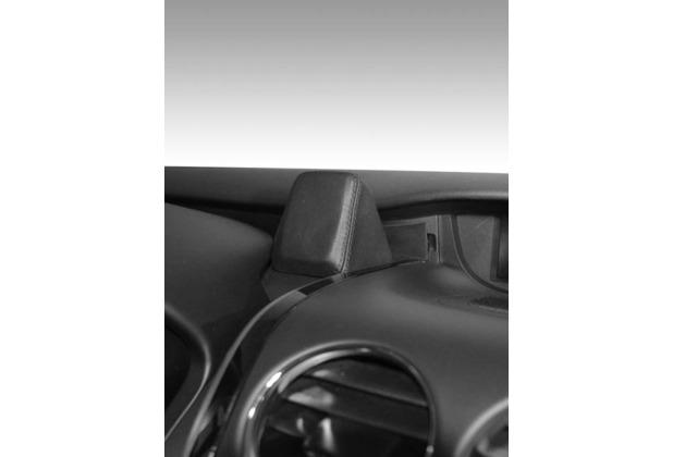 Kuda Navigationskonsole für Navi Mazda CX-7 ab 10/2009 Mobilia / Kunstleder schwarz