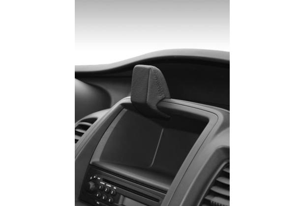 Kuda Navigationskonsole für Navi Opel Vivaro ab 2011 Mobilia / Kunstleder schwarz