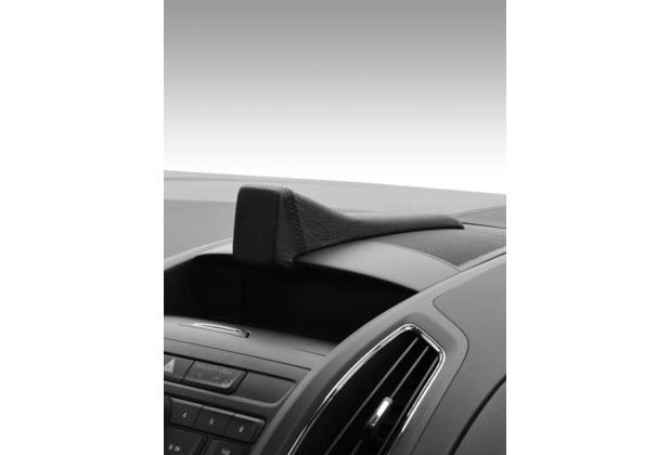 Kuda Navigationskonsole für Navi Opel Zafira C Tourer ab 12/2011 Mobilia / Kunstleder schwarz