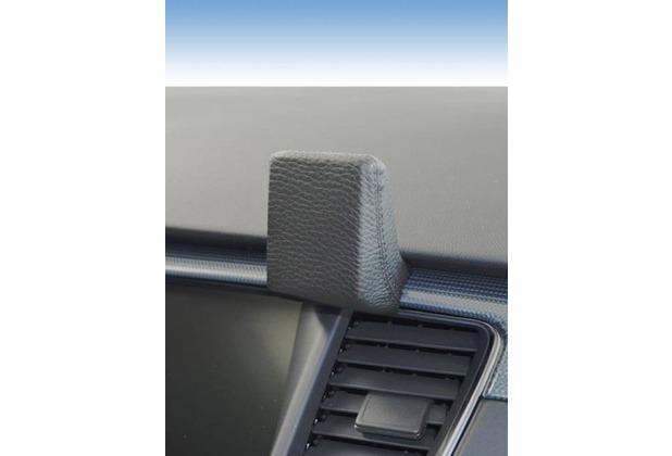 Kuda Navigationskonsole für Navi Peugeot 508 ab 03/2011 Mobilia / Kunstleder schwarz