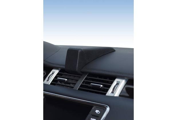 Kuda Navigationskonsole für Navi Range Rover Evoque ab 09/2011 Mobilia / Kunstleder schwarz