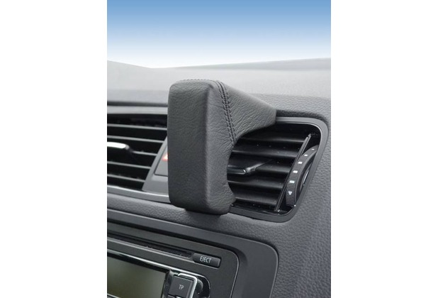 Kuda Navigationskonsole für Navi VW Jetta VI ab 03/2011 Mobilia / Kunstleder schwarz