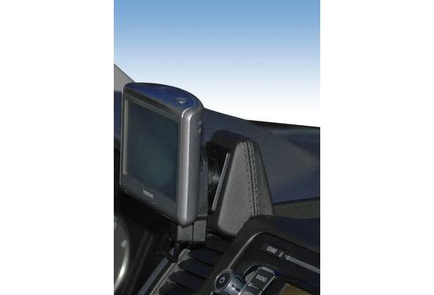 Kuda Navigationskonsole für Navi VW T5 Transporter ab 10/09 Mobilia / Kunstleder schwarz