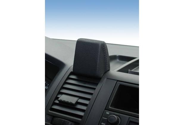Kuda Navigationskonsole für Navi VW T5 Transporter von 2003 bis 2009 Mobilia / Kunstleder schwarz