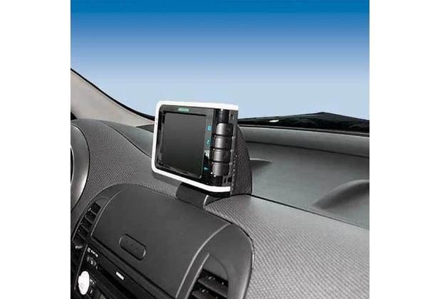Kuda Navigationskonsole für Nissan Micra (K12) ab 02/03 Kunstleder