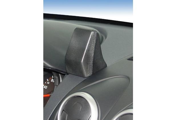 Kuda Navigationskonsole für Nissan Qashqai ab 02/2007 Echtleder