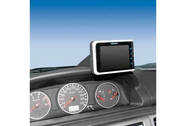 Kuda Navigationskonsole für Nissan X-Trail ab 12/03 Kunstleder