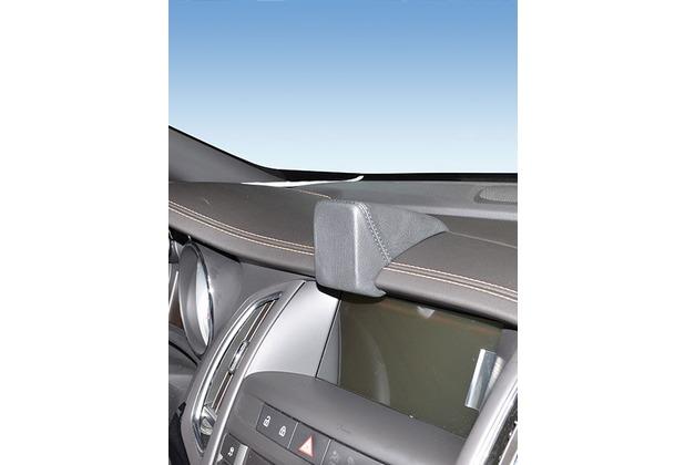 Kuda Navigationskonsole für Opel Cascada ab 04/2013 Navi Kunstleder schwarz