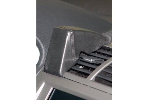 Kuda Navigationskonsole für Peugeot 407 ab 05/04 Kunstleder