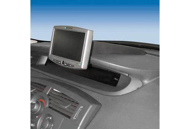 Kuda Navigationskonsole für Renault Scenic ab 06/03 Kunstleder