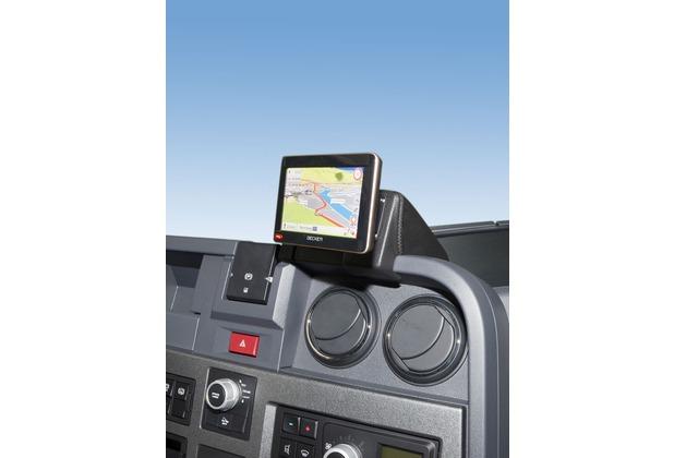 Kuda Navigationskonsole für Renault Trucks T-Truck ab 2013 Navi Kunstleder schwarz
