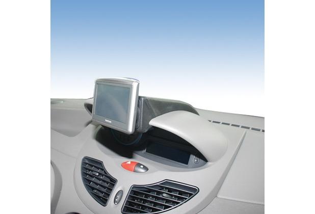 Kuda Navigationskonsole für Renault Twingo ab 08/07 Echtleder
