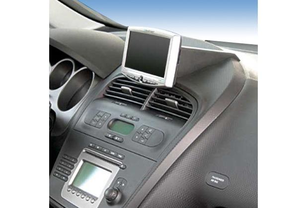 Kuda Navigationskonsole für Seat Altea ab 5/04 / Toledo ab 1/05 Echtleder