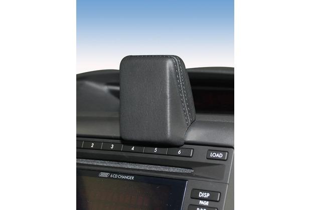 Kuda Navigationskonsole für Subaru Impreza ab 10/07 Kunstleder