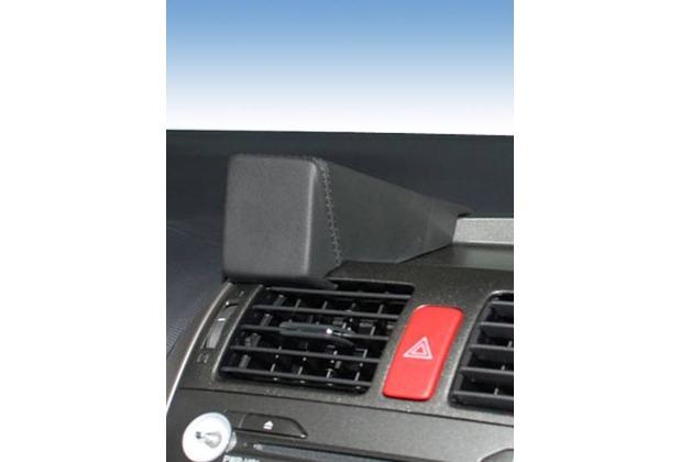 Kuda Navigationskonsole für Toyota Auris ab 03/07 (mit Ablagefach) Navi Mobilia / Kunstleder schwarz