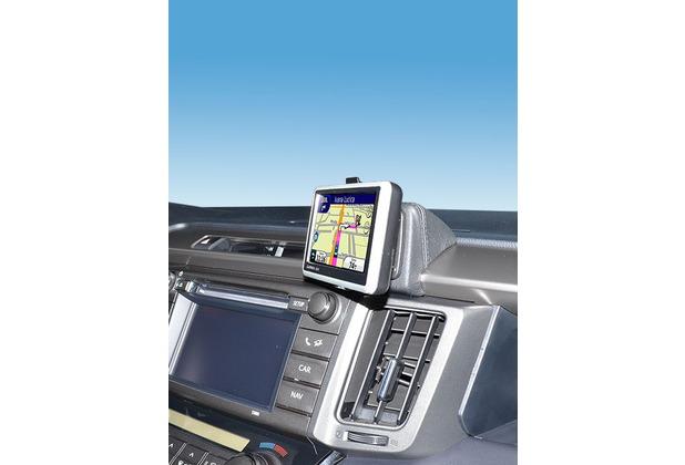 Kuda Navigationskonsole für Toyota Rav4 ab 04/2013 Navi Kunstleder schwarz
