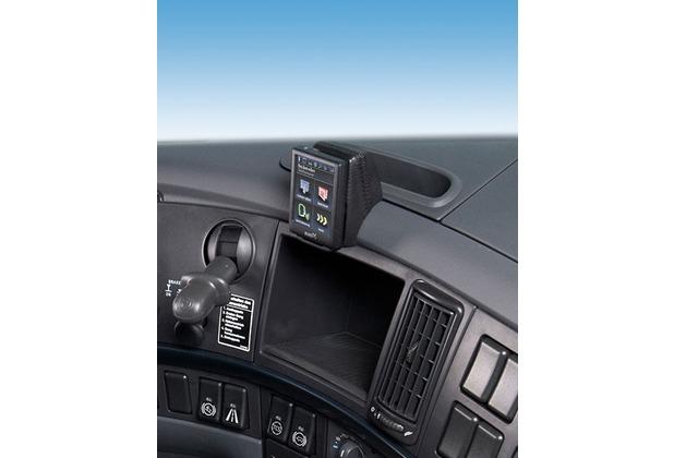 Kuda Navigationskonsole für Volvo FM / FH / FH16 ab 2003 & 2010 bis 2013 Kunstleder schwarz