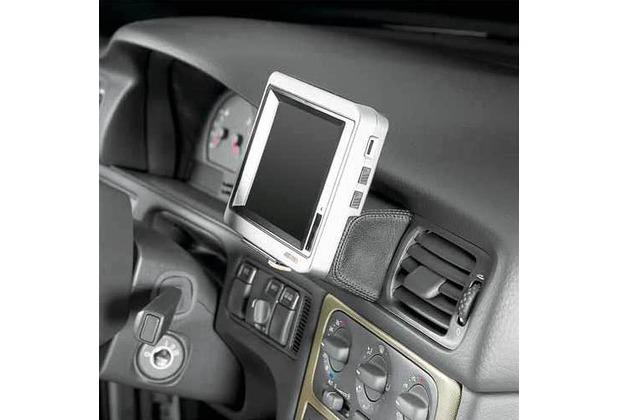 Kuda Navigationskonsole für Volvo S70/V70 ab 97 Kunstleder