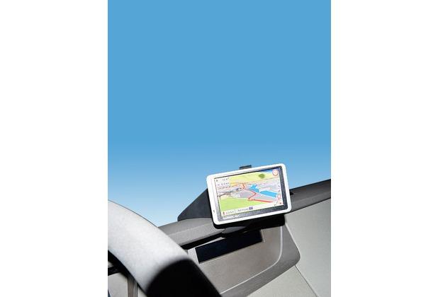 Kuda Navigationskonsole für Volvo Trucks FH 3.Gen ab 2013 EURO6 Navi Echtleder schwarz