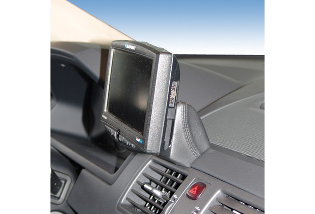 Kuda Navigationskonsole für Volvo XC 90 ab 1/03 Kunstleder