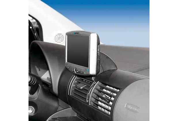 Kuda Navigationskonsole für VW Fox ab 04/05 Kunstleder