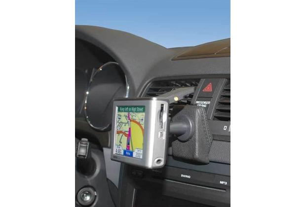 Kuda Navigationskonsole für Skoda Yeti 2009 Kunstleder schwarz