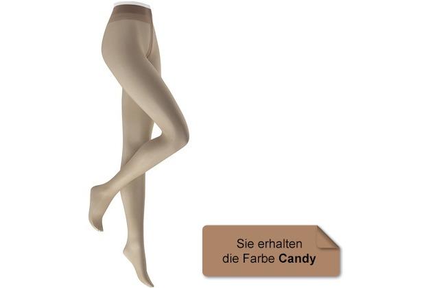Kunert Damen Feinstrumpfhose Chinchillan 20 Candy 36/38