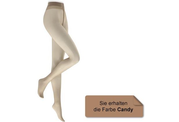 Kunert Damen Feinstrumpfhose Mystique 20 Candy 36/38