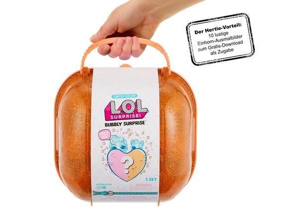 L.O.L. Surprise Surprise Bubbly Surprise- Orange
