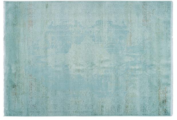 Kayoom Teppich Galapagos - Genovesa Mint 140 x 190 cm