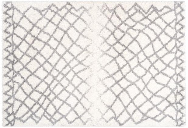 Kayoom Teppich Guinea - Kankan Elfenbein 120 x 170 cm