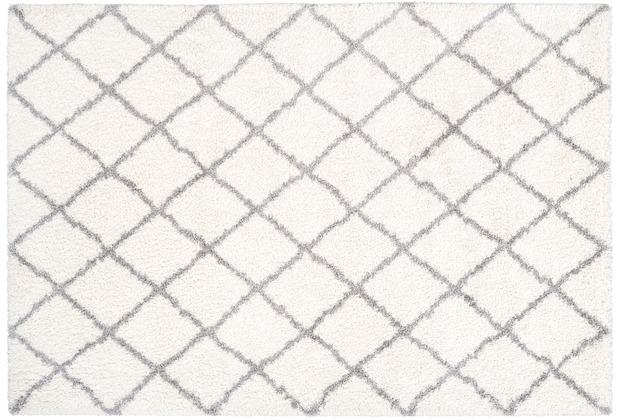 Lalee Teppich Guinea - Kindia Elfenbein 120 x 170 cm