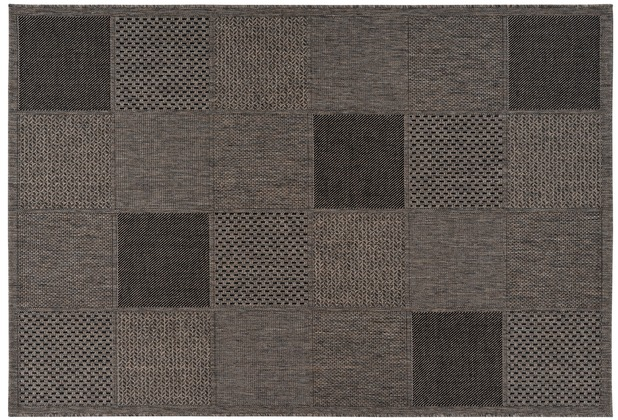 Lalee Teppich Indonesia - Sulawesi Taupe 120 x 170 cm