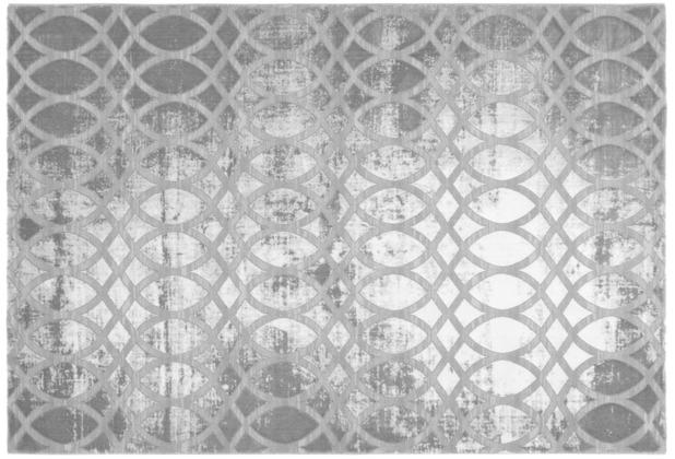 Lalee Teppich San Marino - Galazzano Silber 160 x 230 cm