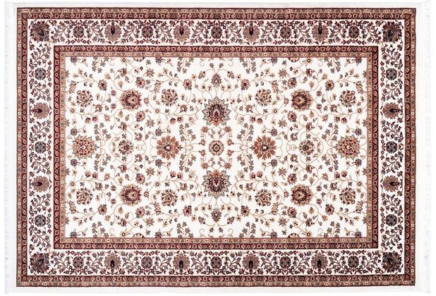 Kayoom Teppich Scotland - Glasgow Creme 160 x 230 cm