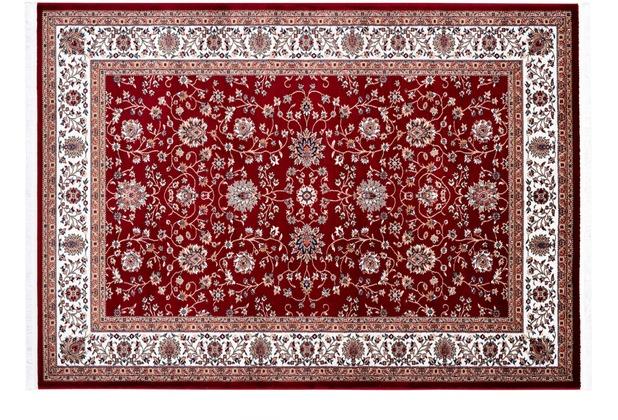 Kayoom Teppich Scotland - Glasgow Rot 160 x 230 cm