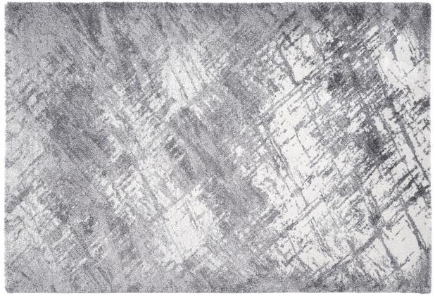 Lalee Teppich Sicilia - Licata Silber 120 x 170 cm