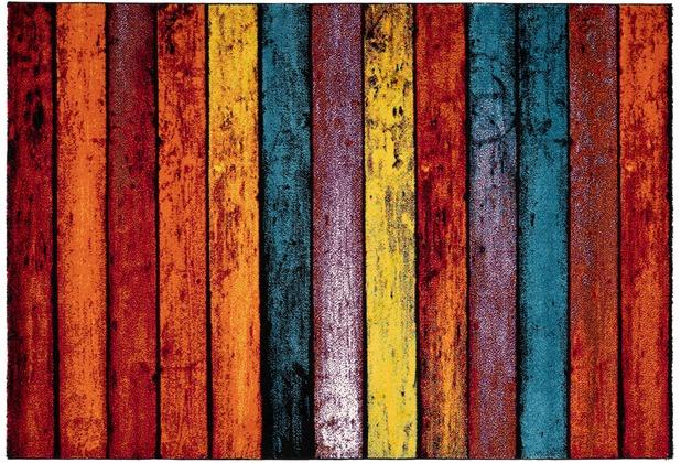 Kayoom Teppich Thailand - Singburi Rainbow 120 x 170 cm