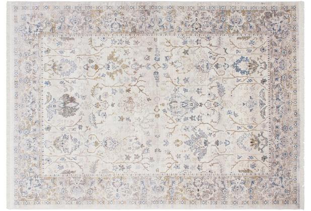 Lalee Teppich Tibet - Shannan Beige 120 x 170 cm