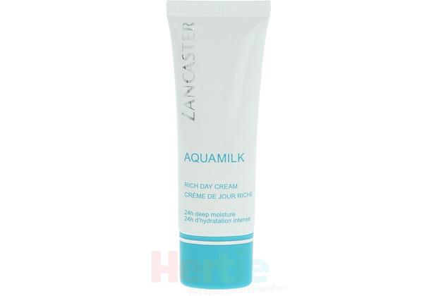 Lancaster Aquamilk Rich Day Cream Dry Skin 50 ml