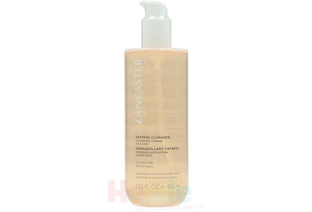 Lancaster Express Cleanser All Skin Types 400 ml