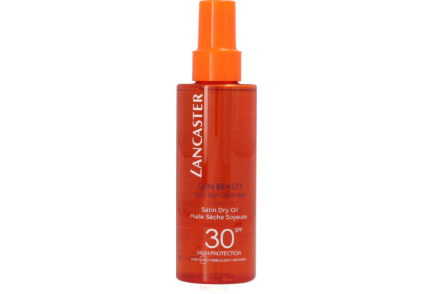 Lancaster Sun Beauty Satin Dry Oil SPF30 High Protection 150 ml