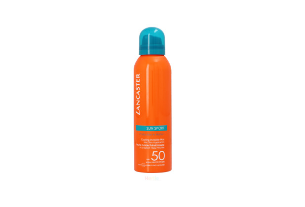 Lancaster Sun Sport Cooling Invisible Mist SPF50 High Protection 200 ml