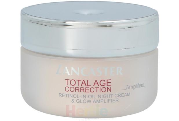 Lancaster Total Age Correction Night Cream 50 ml