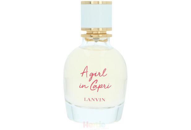 Lanvin A Girl In Capri Edt Spray 50 ml