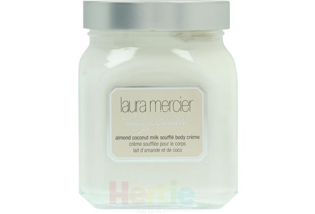 Laura Mercier Body & Bath Souffle Body Creme Almond Coconut Milk 300 gr