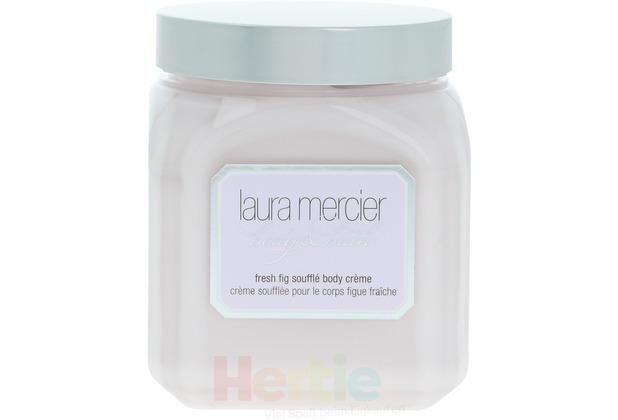Laura Mercier Body & Bath Souffle Body Creme Fresh Fig 300 gr