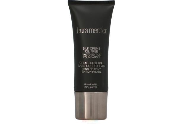 Laura Mercier Silk Cr. Oil Free Photo Edit. Found. 3W1 Sand beige - Für normale und ölige Haut 30 ml